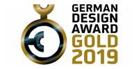 German Design Award Gold 2019