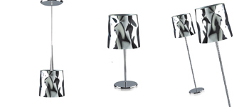 Berta designer lamps collection. El Torrent Iluminacion