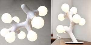 Colección lámparas DNA de NEXT
