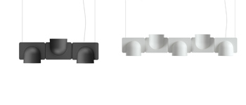 Collection lampes Igloo LED Fontana Arte