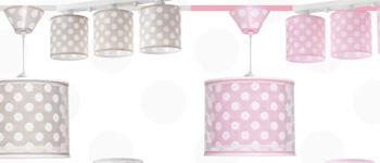 Colección lámparas infantiles Dots. Dalber.