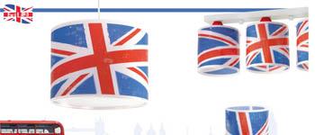 Colección lámparas juveniles England. Dalber.