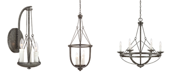 Lighting Collection Epoque Savoy House Europe