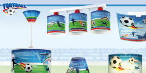 Colección lámparas Football (Dalber)