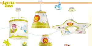 Colección lámparas Little Zoo (Dalber)