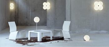 Colección lámparas MOLECULAR de NEXT