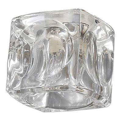 Tulipa cristal optico cristal transparente