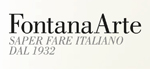 Lámparas de diseño italiano Fontana Arte