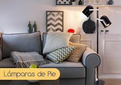 Lamparas de Pie - Lamparas.es